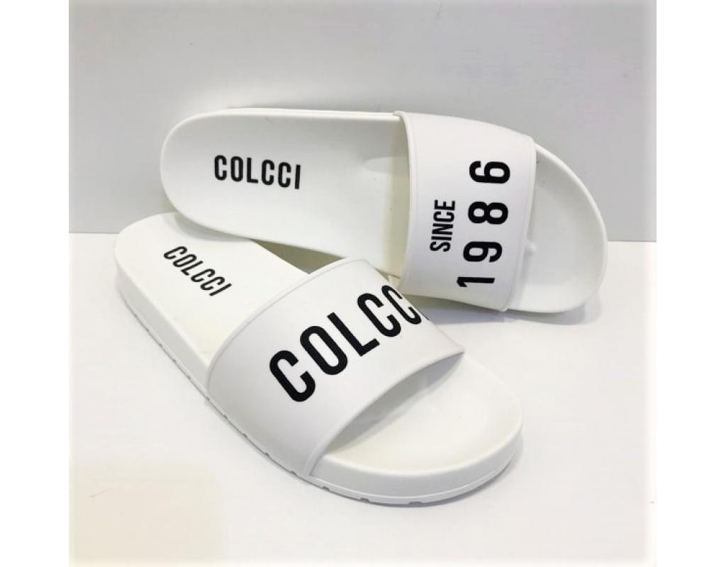0708074de1 Calçados  Chinelo Slide Colcci