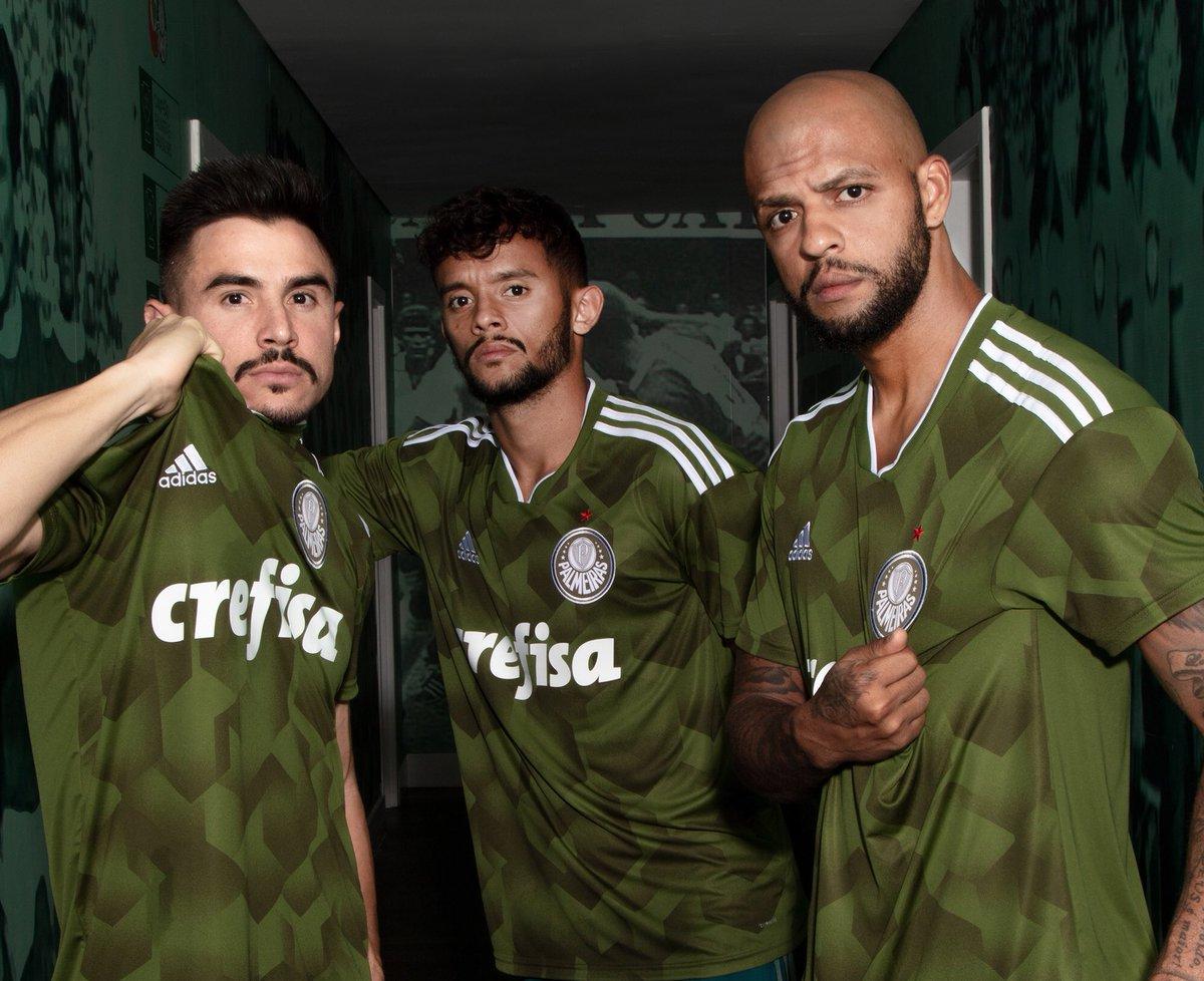 c527de0d3 Homem  Camisa Palmeiras III 2018