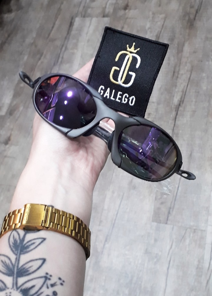 bf9bdbfabaab6 Acessórios  Lupa Oakley Romeo 1 Violeta