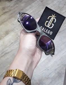 78d2b083124f0 Lupa Oakley Penny Lente Violeta